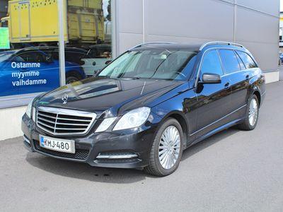 käytetty Mercedes E200 CDI BE T A *WEBASTO/KOUKKU/NAVI*