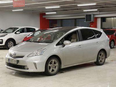 käytetty Toyota Prius HSD Premium 5ov LE