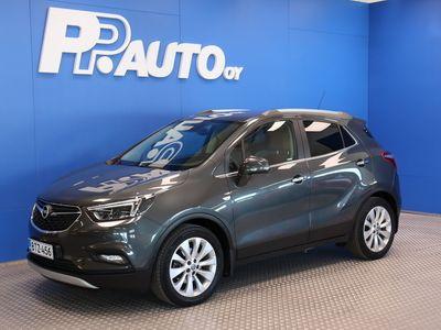 käytetty Opel Mokka X Innovation 1,4 Turbo Start/Stop 4x4 112kW AT6 - 1000€:sta S-bonusta*! Korko 0,99%**, 72 kk, ilman käsirahaa!