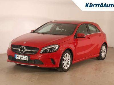 käytetty Mercedes A180 BE Premium Business