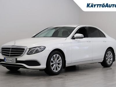käytetty Mercedes E200 A Edition One Business
