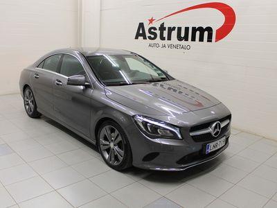 käytetty Mercedes 220 CLA-sarjad A Premium Business *Led-ajovalot / per. kamera / 1. omistaja*