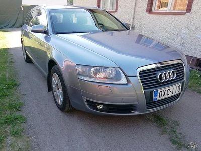 käytetty Audi A6 tfsi 2.0