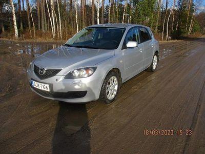 käytetty Mazda 3 1,6 Doch 16 valve vm 2007