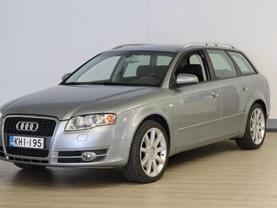 käytetty Audi A4 Avant 2,5 TDI 120 kW multitronic-aut. - Navi // Boset // Tutkat // ym