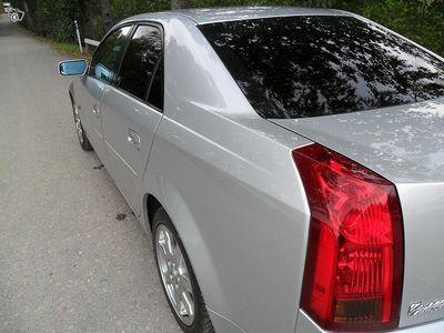 käytetty Cadillac CTS 3.2