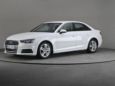 käytetty Audi A4 Sedan Land of q 2,0 TDI 140 Q A (17) -Comfort ja Kommunikaatiopaketit-