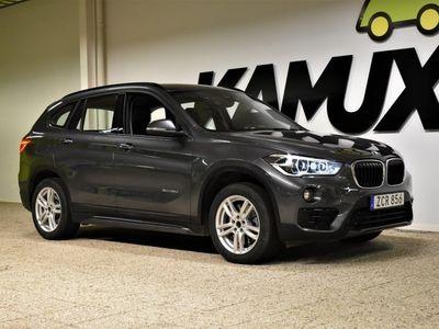 käytetty BMW X1 xDrive 20d | Sportline | HUD | Navi | Peruutuskamera | 2x-renkaat