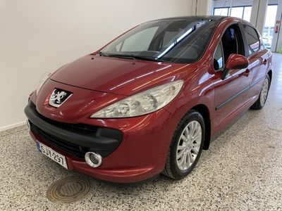käytetty Peugeot 207 Sport 1,6 5-ov. *** Korkotarjous 0.9% + kulut