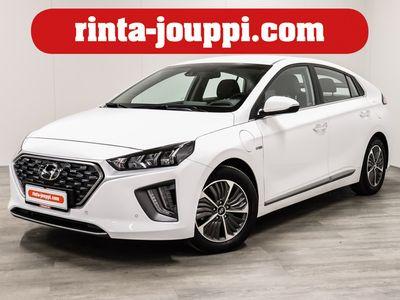 käytetty Hyundai Ioniq plug-in 1,6 plug-in 141 hv 6-DCT Style - Plug In Hybridi! Jäätävät varusteet! Tehdastakuu voimassa!