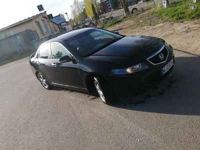 käytetty Honda Accord 4D Sedan 2004 2.0