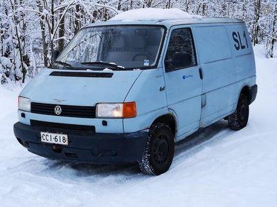 käytetty VW Transporter 4wd