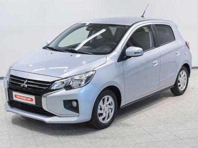 käytetty Mitsubishi Space Star 1,2 MIVEC Invite CVT - Tähän autoon rahoituskorko vain 1,99%!