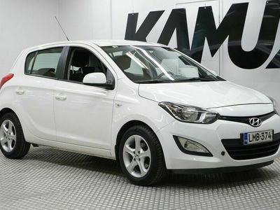 käytetty Hyundai i20 1,2 5MT Classic / Lohkolämmitin / Ilmastointi / Bensapihi! /