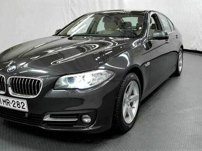käytetty BMW 518 5-sarja F10 Sedan d Aut. Exclusive Business