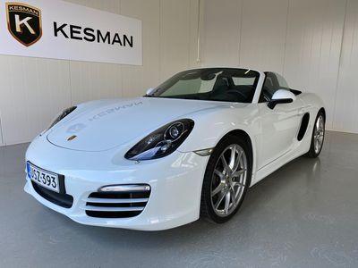 käytetty Porsche Boxster PDK