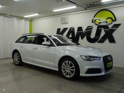 käytetty Audi A6 A6Avant 3,0 V6 TDI 200kW quattro S tronic S-LINE**Navi,Lisälämmitin,ilma-alusta, LED**