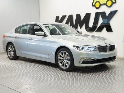 käytetty BMW 530 e iPerformance Sedan Aut // Nahkaverhoilu / Led-ajovalot / Navigointi //