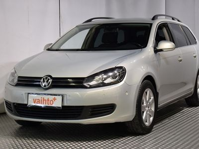 käytetty VW Golf Variant Comfortline 2,0 TDI 103kw DSG * LÖYTÖPIHA *