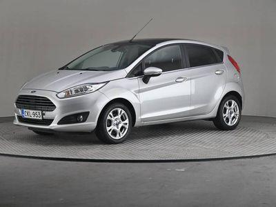 käytetty Ford Fiesta 1,5 TDCi 95 Titanium 5ov (MY16)
