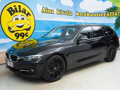 käytetty BMW 335 dA F31 xDrive Sport Edition