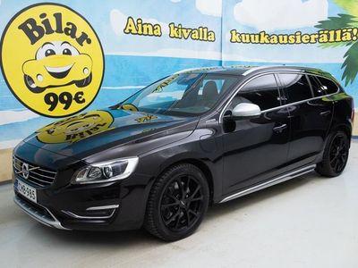 käytetty Volvo V60 D6 PLUG IN HYBRID A R-Design *BLIS*VOC*NAHAT*KATTOLUUKKU*KAMERA*TUTKAT* - *ILMAINEN KOTIINTOIMITUS