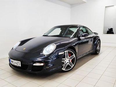 käytetty Porsche 911 Turbo Coupe Tiptronic S Xenon, Nahat, Tutkat, Hieno Yksilö