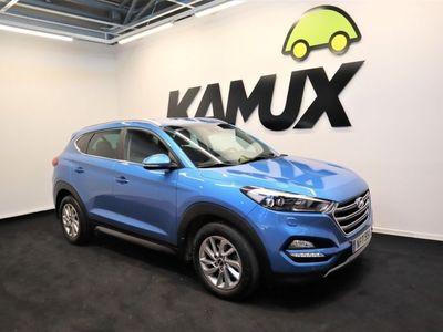 käytetty Hyundai Tucson 1.7 CRDi DCT | NAVI | 141hv |