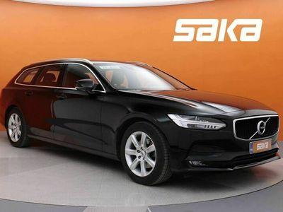 käytetty Volvo V90 CC ** TULOSSA OULUUN!! ** D4 AWD Momentum aut ** Webasto / A / ALV / Vetokoukku / LED / Digimittari **