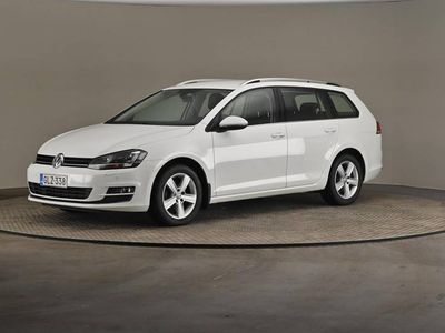 käytetty VW Golf Highline 2,0 TDI 110 DSG (MY16.B) -ergoActive istuimet, Webasto, Xenon paketti-