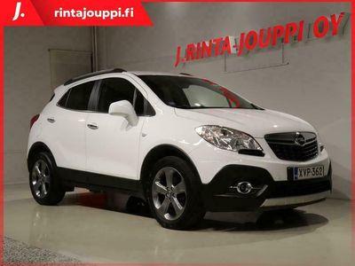 käytetty Opel Mokka 5-ov Cosmo 1,4 Turbo Start/Stop 4x4 103kW MT6 *Suomi-auto, Hyvin huollettu*