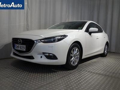 käytetty Mazda 3 Sedan 2,0 (120) SKYACTIV-G Premium Plus 6MT 4ov CV2