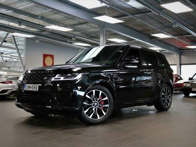 käytetty Land Rover Range Rover Sport P400e Hybrid HSE Dynamic Panorama, Meridian-hifi, Ilmast. Penkit, Black-Paketti, Täys