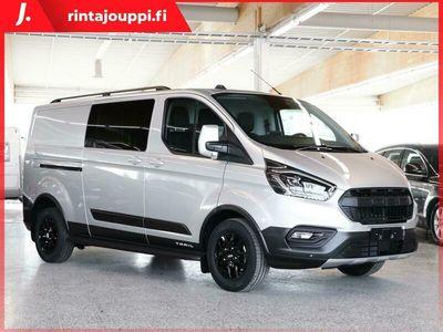 käytetty Ford Custom Transit340 2,0TDCi 130hv M6 Trail L2H1 Van *** 0 % korko, 0 € kulut, J. kotiintoimitus