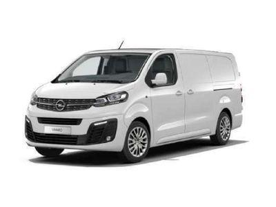 käytetty Opel Vivaro e Van L Comfort 136 hv aut 75 kWh Iso akku / 11kW laturi /
