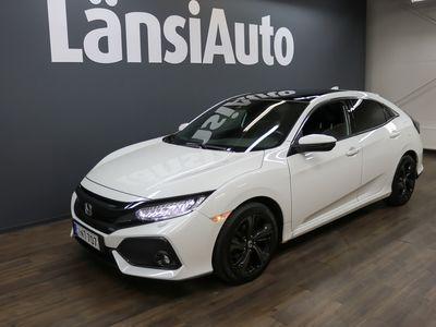 käytetty Honda Civic HB 129 hv Sport Premium **** BLACK FRIDAY: Tähän autoon valitsemasi 500 € lahjakortti kaupan päälle ****