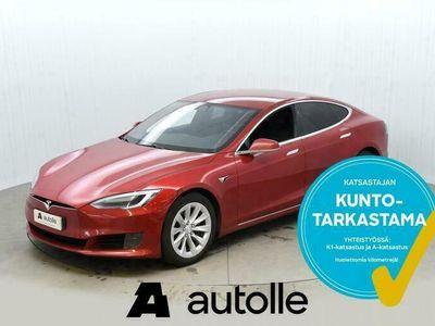 käytetty Tesla Model S *FACELIFT*60 Aut /AP/Next Gen/Summon/FSD. Tarkastettuna, Rahoituksella, Kotiin toimitettuna!