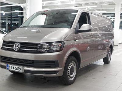 käytetty VW Transporter UMPIPAKETTIAUTO PITKÄ 2,0 TDI 110 KW