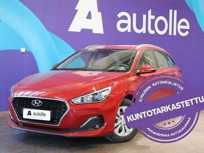 käytetty Hyundai i30 *KOTIINTOIMITUS* Wagon 1,4 T-GDI 7DCT-aut. Fresh. Tarkastettuna, Rahoituksella, Kotiin toimitettuna!