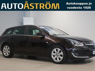 käytetty Opel Insignia Sports Tourer Edition 2,0 CDTI 125kW AT6 *Suomi-auto* *1.omistaja* *Kattavasti varusteltu*
