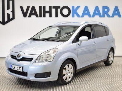 käytetty Toyota Corolla Verso 1.6 VVT-i Linea Terra 5p # Siisti ja luotettava Tila-Auto #