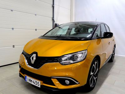 käytetty Renault Scénic TCe 130 Zen - SHOKKIHINTAAN !