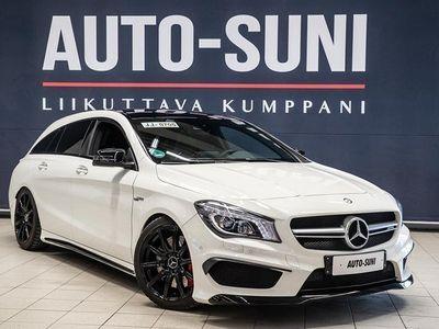 käytetty Mercedes CLA45 AMG
