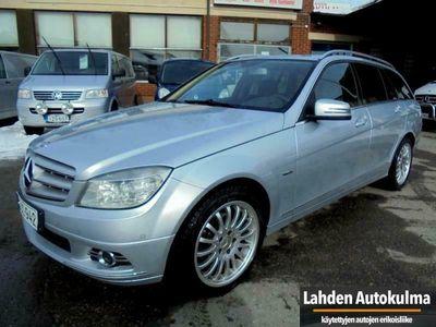 käytetty Mercedes C220 CDI BE T Premium Business Automatic Avantgarde