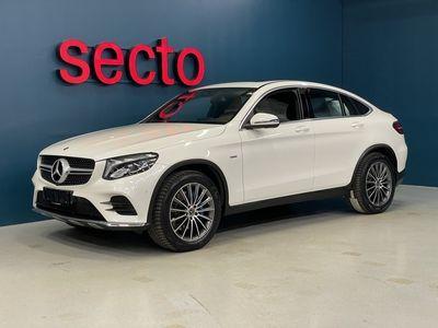 käytetty Mercedes GLC350 e Coupe 4matic A Premium Bsn AMG, Ilmajousitus, ILS