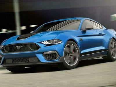 käytetty Ford Mustang Mach1 5,0 V8 460hv A10 Fastback