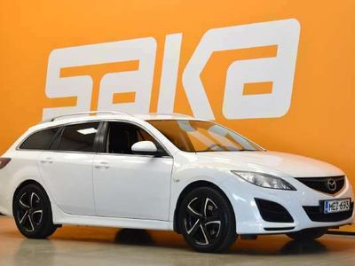käytetty Mazda 6 *KOTIINTOIMITUS* Sport Wagon 1,8 Dynamic Business (WK2)