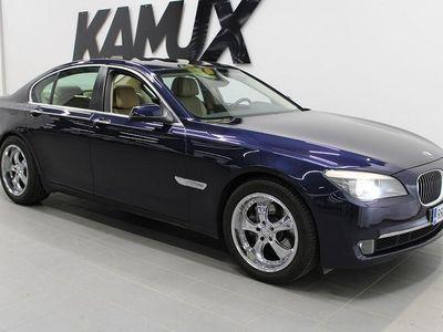 used BMW 740