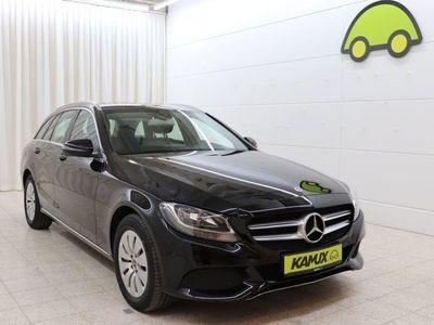käytetty Mercedes C250 d T 9G Avantgarde +Navigation +Tempomat +Istuinlämmitin+ Ilmastointi+Park-Assistent