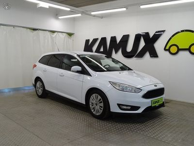 käytetty Ford Focus 1,5 TDCi 120 hv Start/stop PowerShift A6 Business Wagon